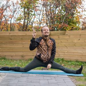 flexy body yogis  lukas mattsson