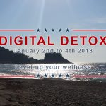 Digital detox 2-4 januari 2018