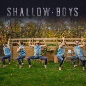 Goddess pose in October 15th 2018. remember the 90s with Shallow Boys :) Five was the magic number when it came to boy bands, and Shallow Boys is not an exception. Record company is Shallow Re