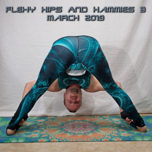 Wide legged forward fold in March 22nd 2019. Yay for a third season! I bring  Wideleggedforwardfold or  Prasarita Padottanasana D, just like in previous seasons, and bring my previous entries.