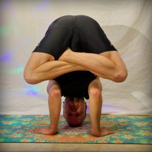 Headstand lotus in March 23rd 2019. Thank you all hosts and sponsors for this challenge! This challenge have inspired me to restart journaling.