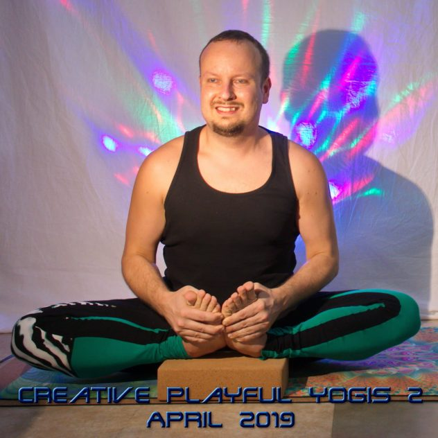 Bound Angle Pose in April 5th 2019. I go for Baddha Konasana or Bound Angle Pose as in last season. This pose have actually saved me twice - once to restore my hips after they started to feel