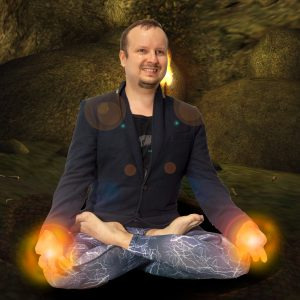 Lotus pose in May 10th 2019. Here is my Doctor Strange inspired lotuspose in a snake cave beneath Mercy Island.