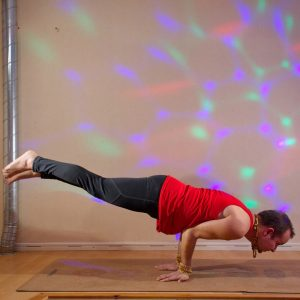 Mayurasana in October 12th 2019. Thank you all hosts and sponsors for this challenge!