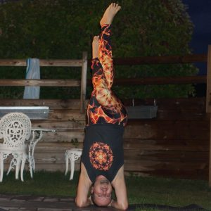 Headstand in August 30th 2020. Thank you all hosts and sponsors for this challenge!